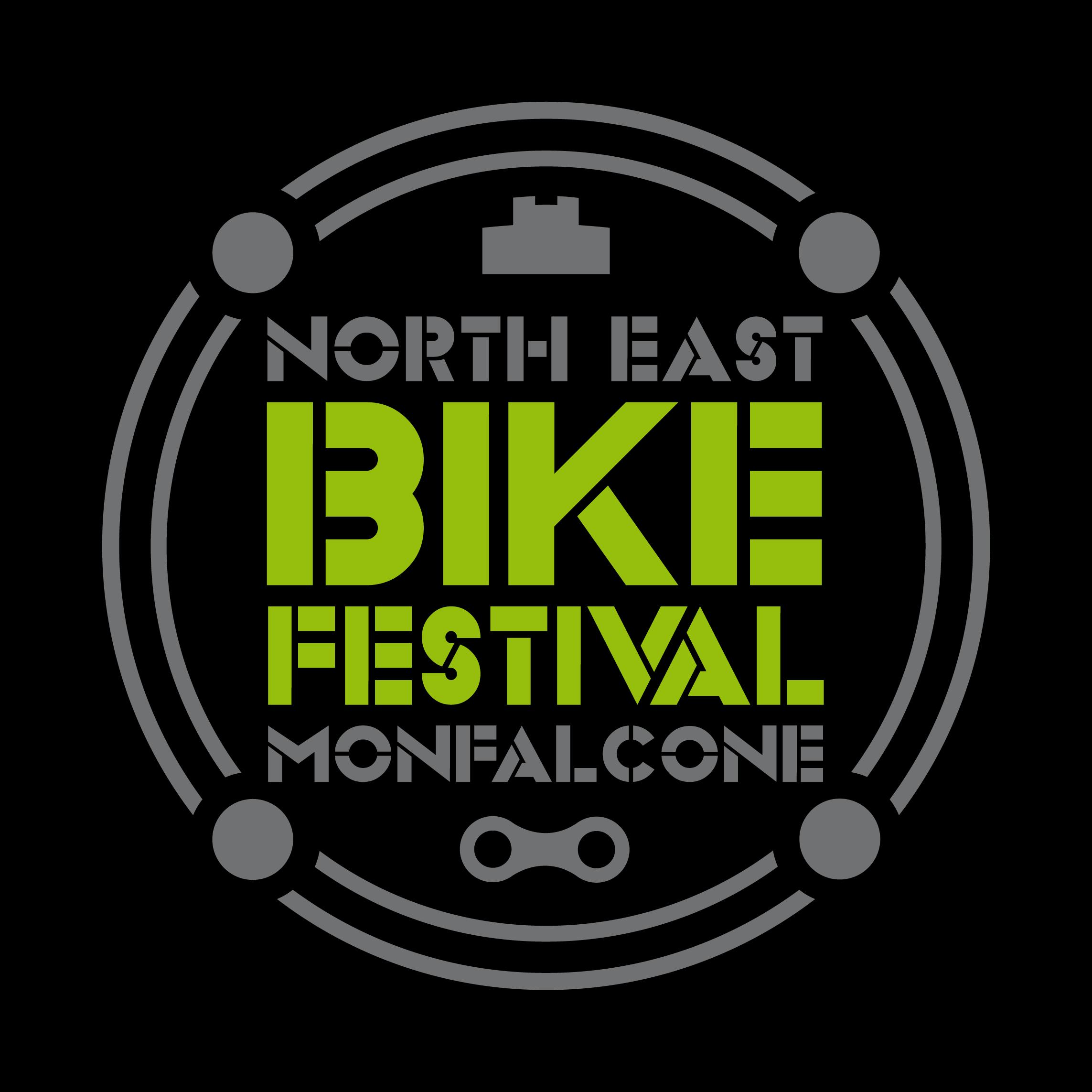 Logo Evento North East Bike Festival